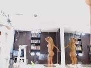 Poussins lesbiennes duo sexy lécher le vagin