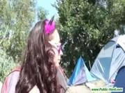 Alessandra souhaite que son manmeat sombre phat lintérieur delle si mal