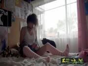 Adolessente noir en porno