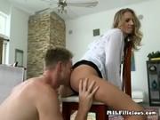 Sex mama et garçon