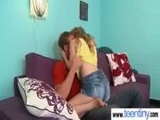 Garçon fait du chantage a sa cousine pour qui la baise